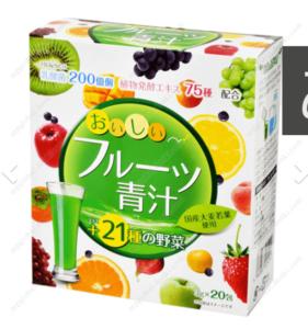 フルーツ青汁ドンキ