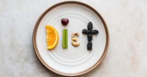 diet文字